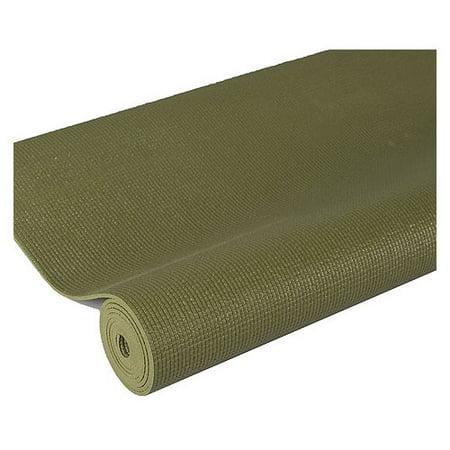 Jfit Premium Non Slip Yoga Mat Olive Green Walmart Com