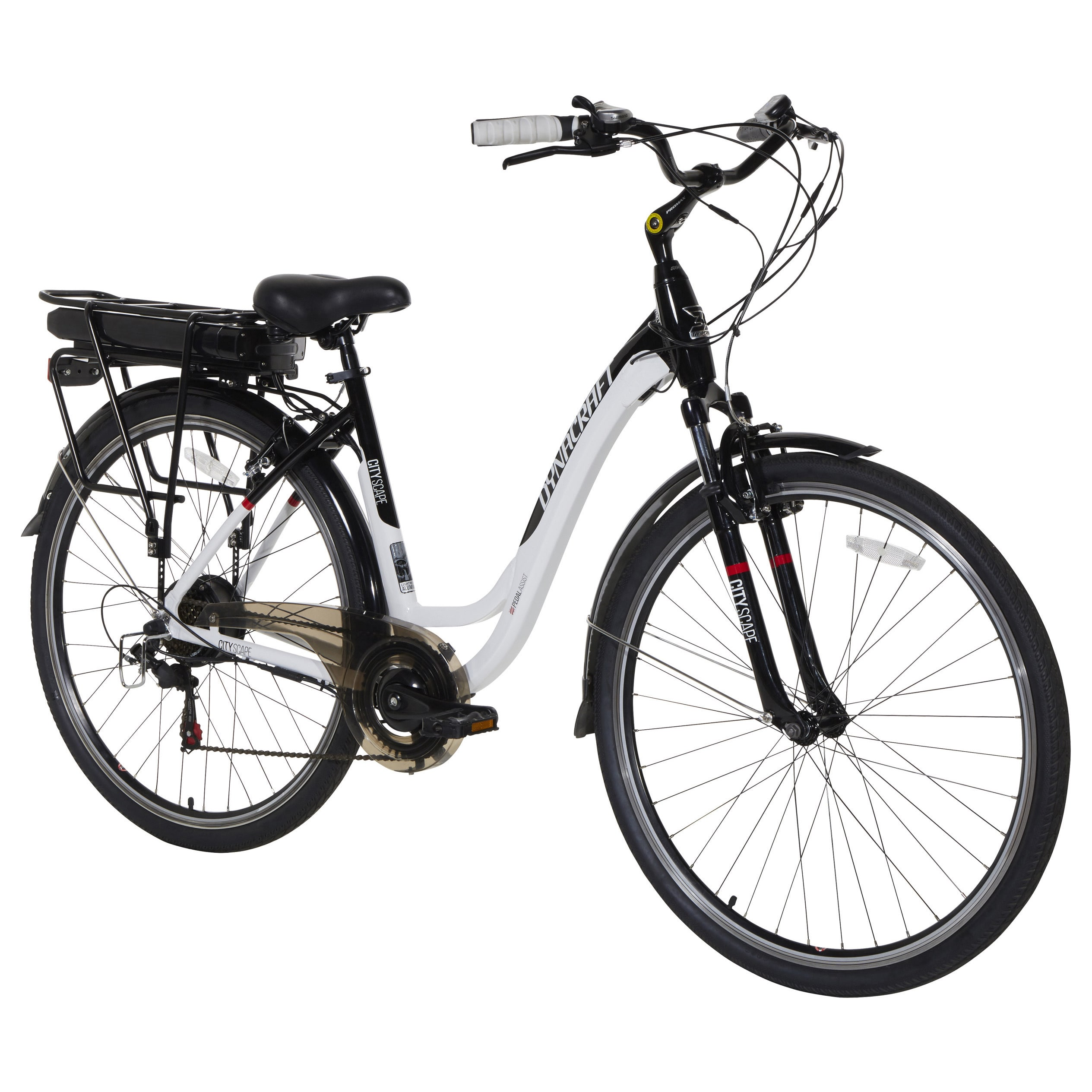 "26"" Dynacraft 700C City Scape Pedal Assist Bike"