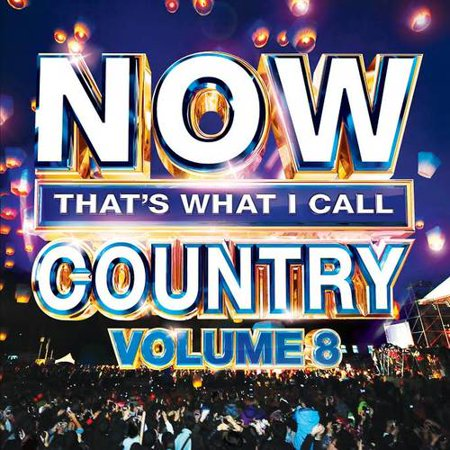 Now Thats What I Call Country Volume 8  Cd