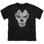 Shadowman Face Big Boys Shirt