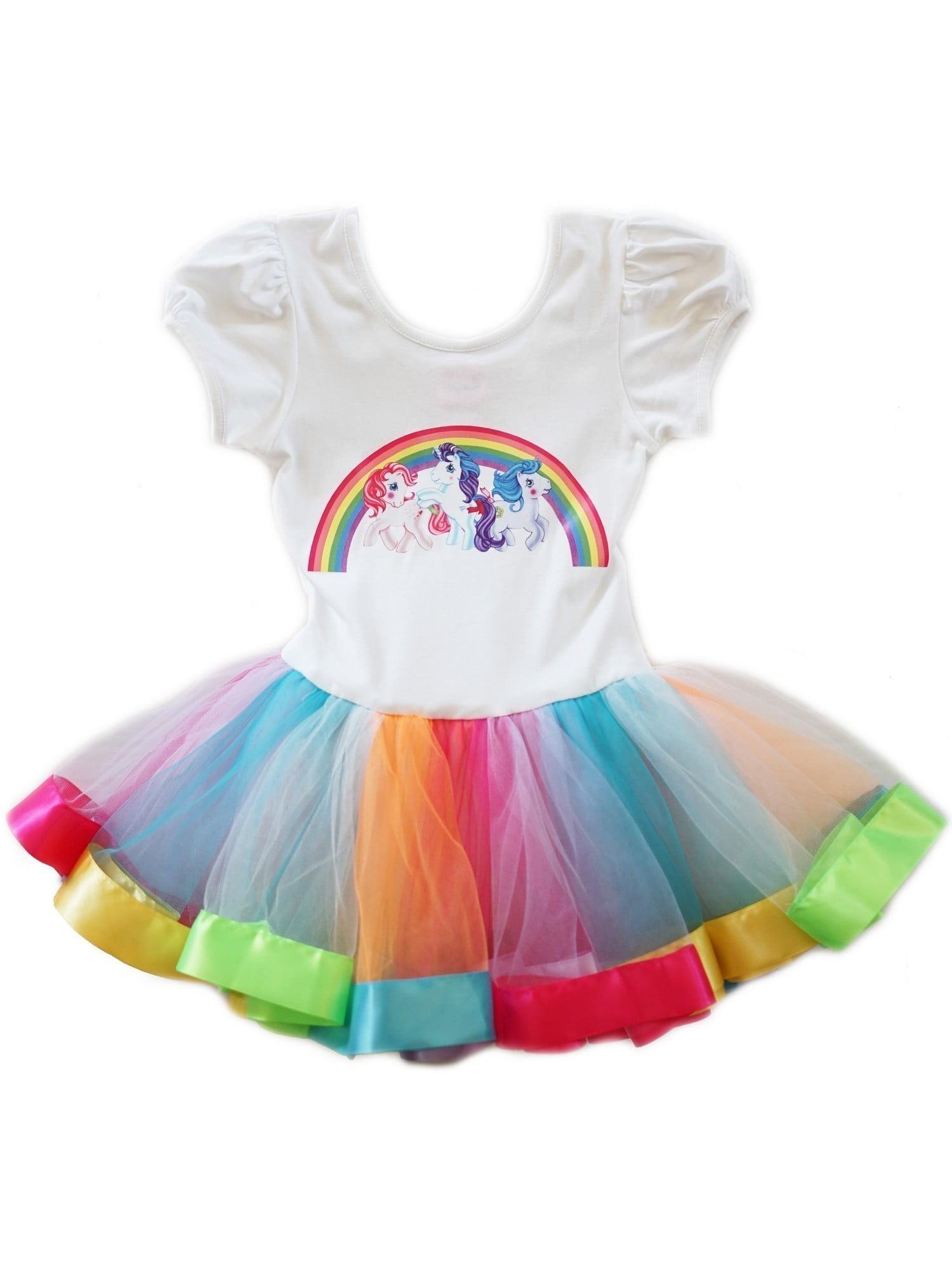 Personalized My Little Pony Pinkie Pie Birthday tutu outfit 6//9 yrs