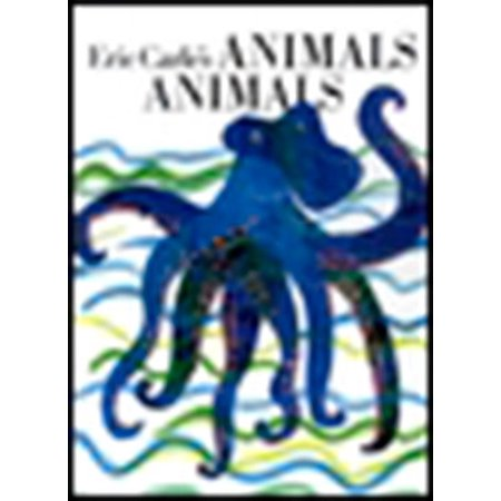 Eric Carle's Animals Animals - Eric Carle Party Supplies