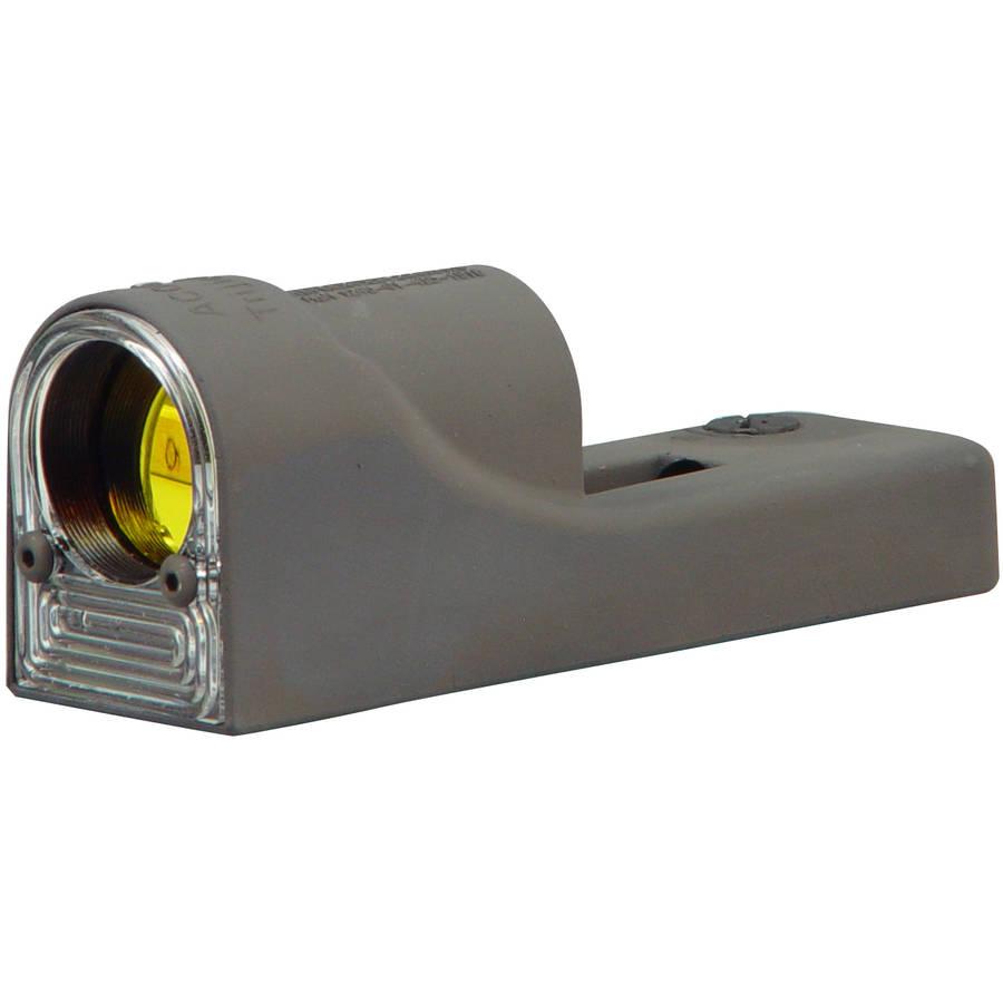 Trijicon Reflex Sight, Matte, 6.5 MOA, Amber Dot