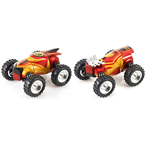 Marvel Regenerators Iron Man 1/24 Scale Vehicle, Big Engine
