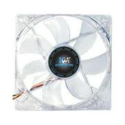 KingWin CFMC-012LB Multi-Color LED 120x120mm Long Life Bearing Case Fan