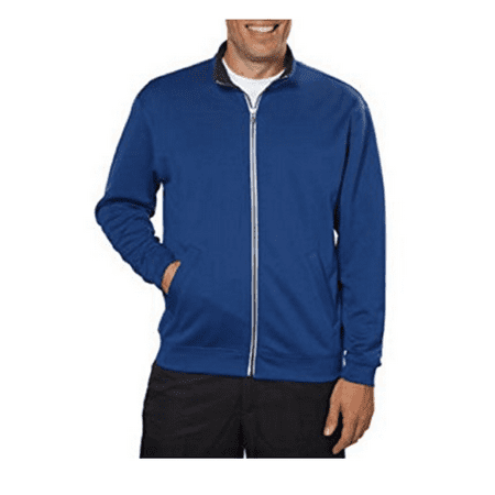 Pebble Beach Men's Golf Performance Full Zip Jacket