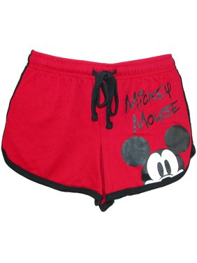 Product Image Mickey Mouse Knit Lounge Shorts b6ec570d7
