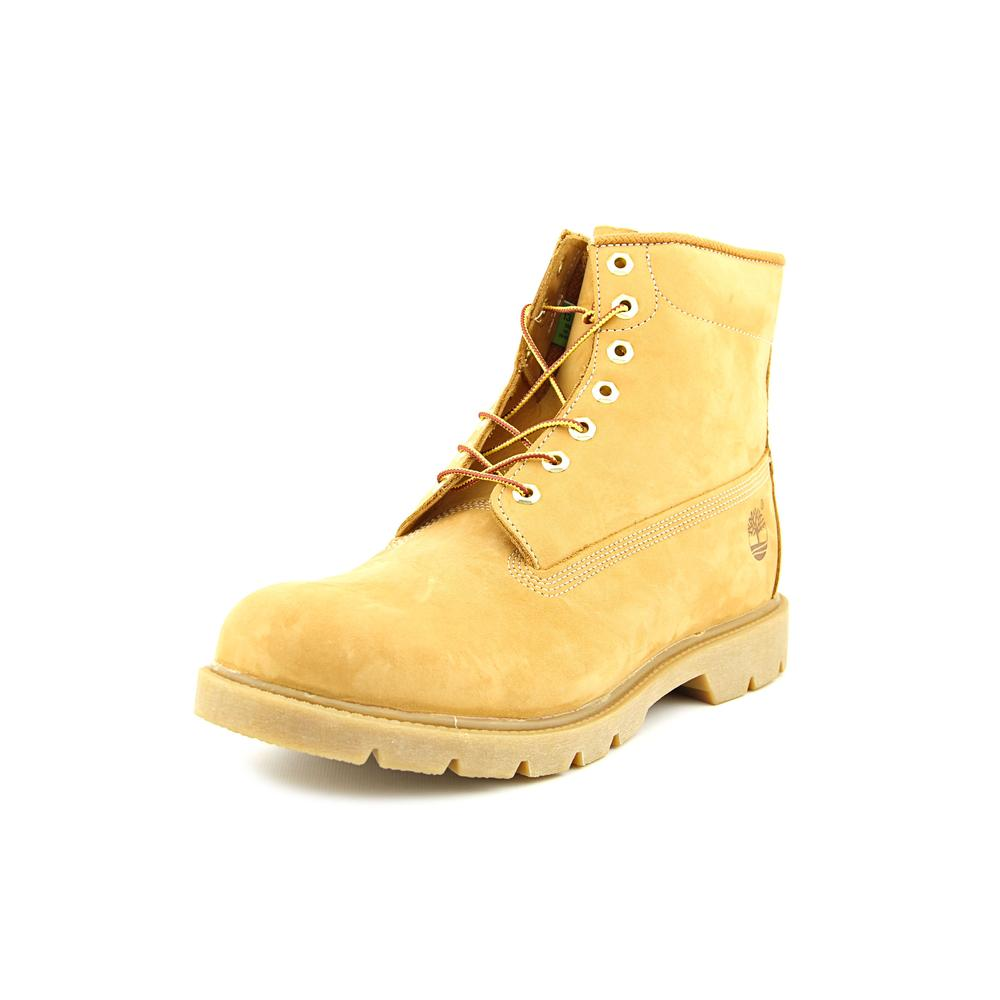 Click here to buy Timberland 6 In Basic BT Women Round Toe Leather Tan Boot by Timberland.