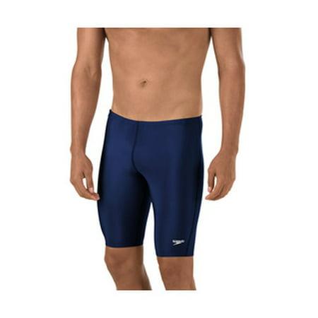 Speedo Men's Pro Lt Jammer Swimsuit in Navy Size 38 (Speedo Badeanzug Navy Blue)