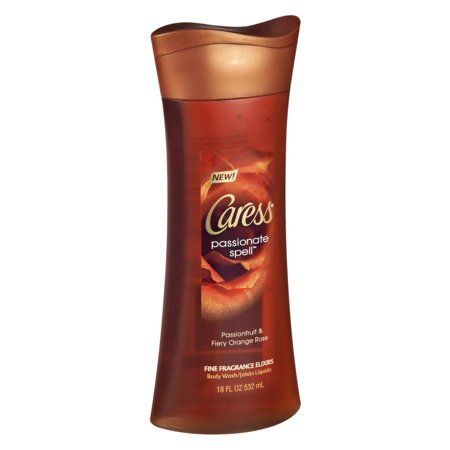 Caress passionate spell body wash