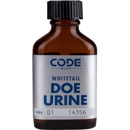 CODE BLUE ESTRUS ATTRACTOR DOE URINE 1 OZ