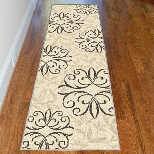 Better Homes and Gardens Iron Fleur Area Rug Walmartcom