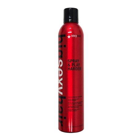 Big Sexy Hair Spray & Play Harder, Firm Volumizing Hairspray 10 oz