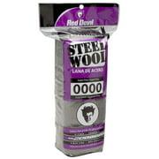 Red Devil 0310 Steel Wool #0000 Super Fine, 16 Pack