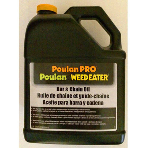 Poulan Bar and Chain Oil