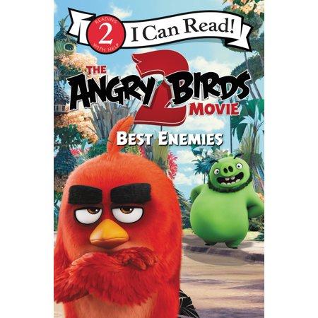 The Angry Birds Movie 2: Best Enemies - eBook