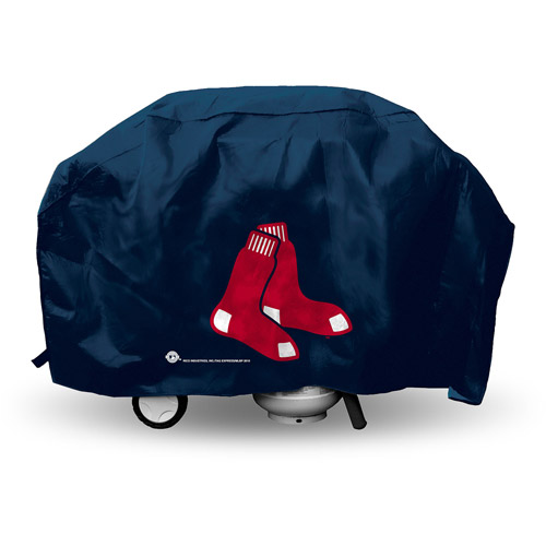 Rico Industries MLB Economy Grill Cover, Boston Red Sox