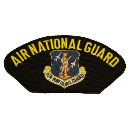 AIR NATIONAL GUARD w/Logo Patch - Veteran Owned Business