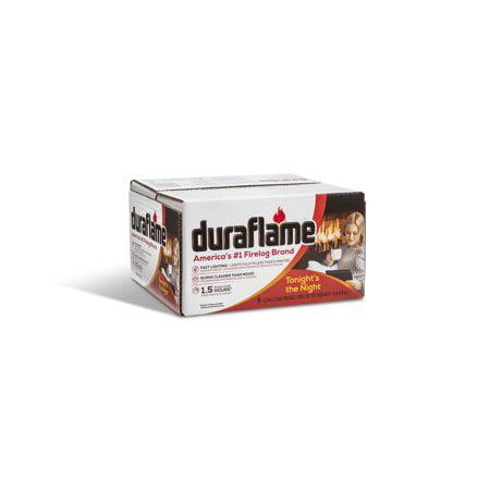 duraflame 6pk 2.5lb 1.5-hr Firelog (Best Logs For Fires)
