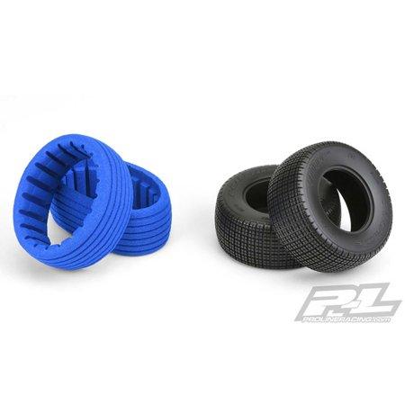 Pro-line Racing Slide Job M3 Dirt Oval SC Mod Tire, PRO1014902 (Proline Racing Tires)