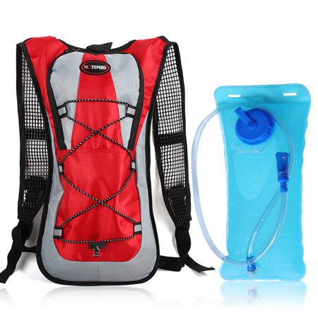 5L Bicycle Backpack with 2L Water Bladder MTB Bike Cycling Hiking Camping Hydration Backpack Water Bag for Men and