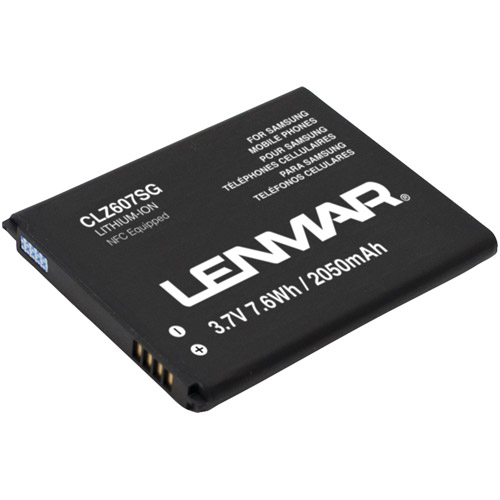 Lenmar Clz607sg Samsung Galaxy S III Cellular Phone Replacement Battery