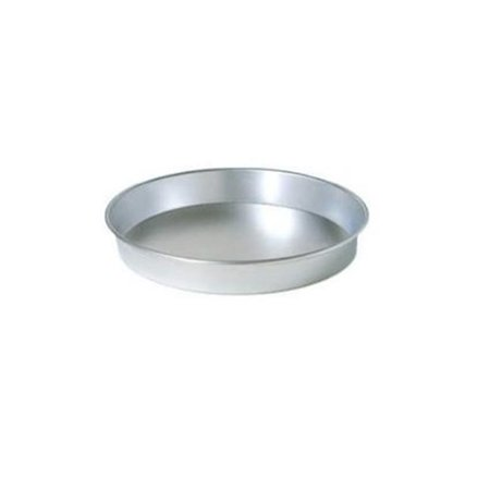Honey Can Do 1064 14 in. Round Tapered Pizza Pan, Silver