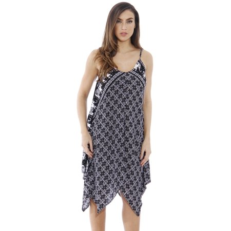 2c8418d3e41 Just Love - Just Love Handkerchief Hem Summer Dresses (Elephant ...
