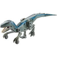 "Kamigami Jurassic World Robot ""Blue"" Velociraptor Dinosaur"