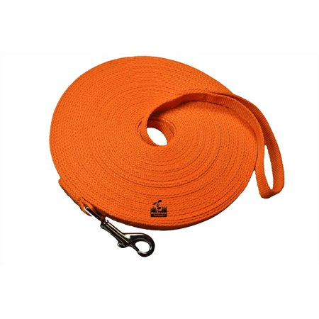Long Dog Puppy Obedience Recall Training Agility Lead, Leash (Dog Leash 16 Feet)