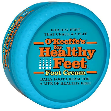 O'Keeffe's for Healthy Feet Daily Foot Cream 2.70