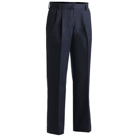 EDWARDS LADIES' BUSINESS CASUAL PLEATED CHINO PANT