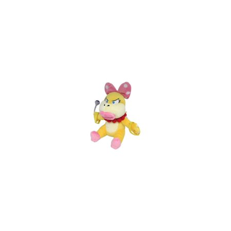Cheep Cheep Super Mario Bros 3 Roblox Nintendo Super Mario Wendy Koopa Plush Toy 7 Little Buddy Walmart Canada
