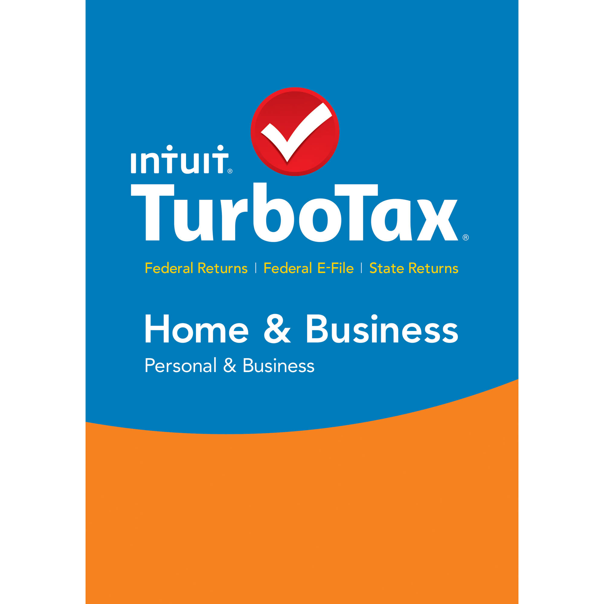 Intuit TurboTax 2015 Basic With E-file + State