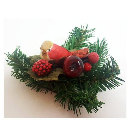 Christmas Around The World House of Lloyd Berries & Bird Trim Stock No. 541761