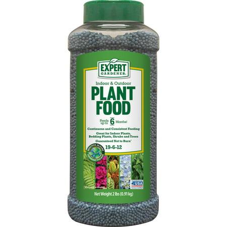 Outdoor Plant Food - Expert Gardener Plant Food, Indoor and Outdoor Slow Release; 2 Pounds