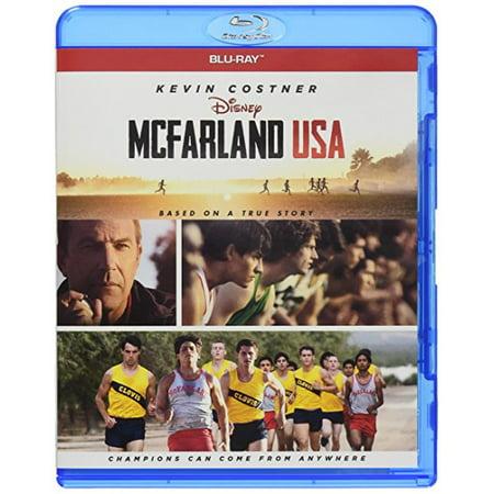 McFarland, USA (Blu-ray) (Tracking-nummer, Usa)