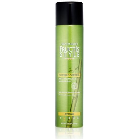 Garnier Fructis Style Anti-Humidity Hairspray Flexible Control 8.25 oz (Pack of