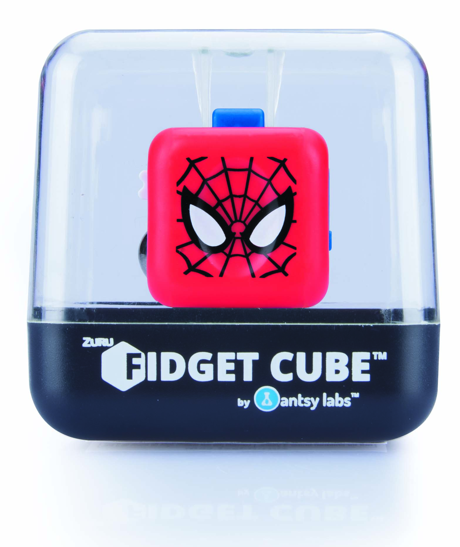 spiderman Marvel Fidget Cube by Antsy Labs Hulk k1 Cpt America iron man