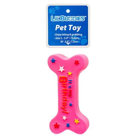 New 375918  Lil' Buddies Pet Toy 5.9