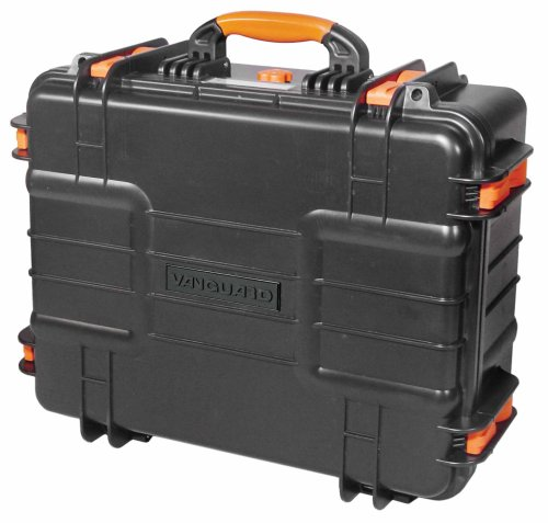 Vanguard Supreme 46D Heavy Duty Waterproof and Dustproof Professional Hard Case with Removable Divider Bag Interior
