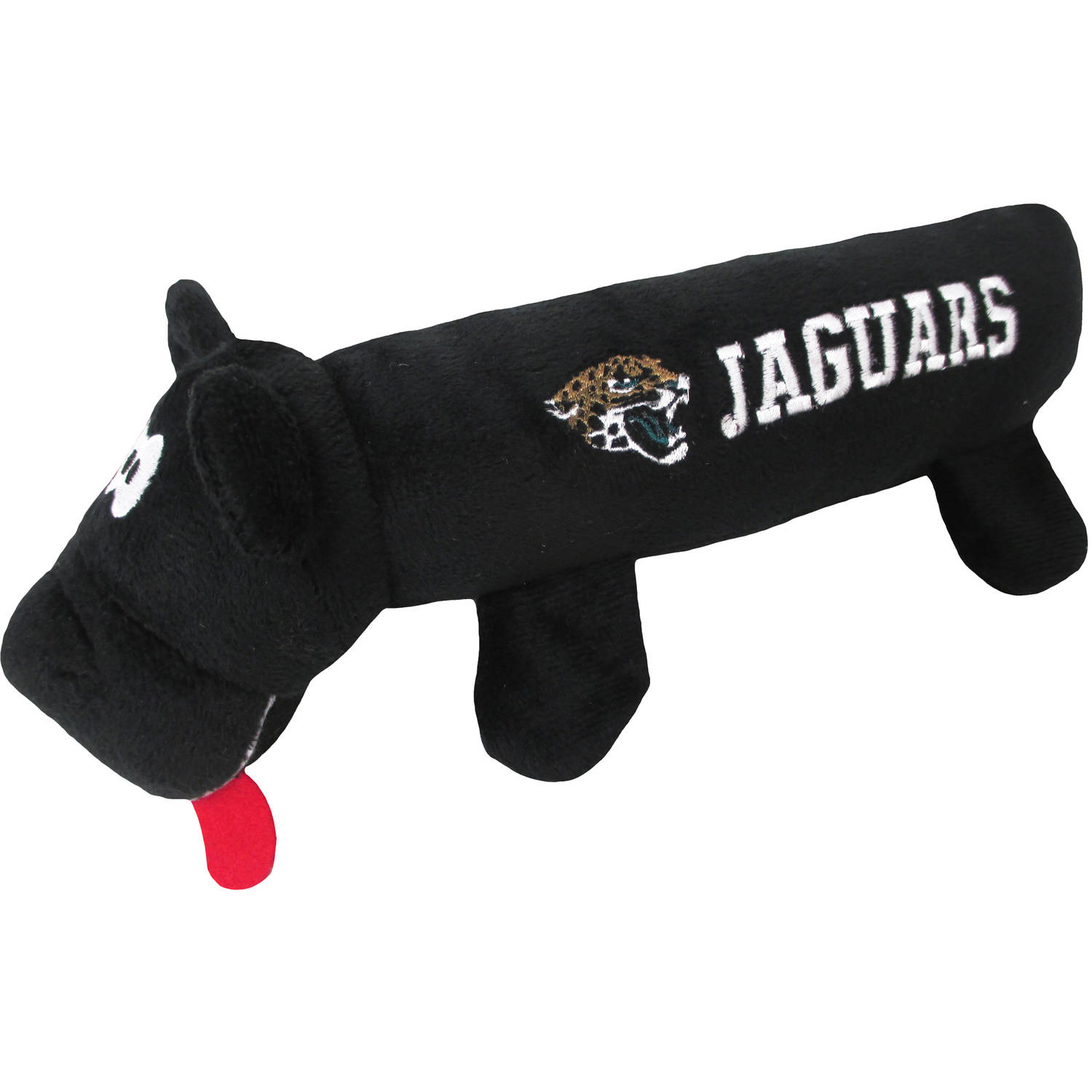 Pets First NFL Jacksonville Jaguars Pet Tube Toy