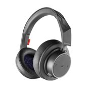 Plantronics BackBeat GO 600 Over-The-Ear Wireless Headphones (Black)