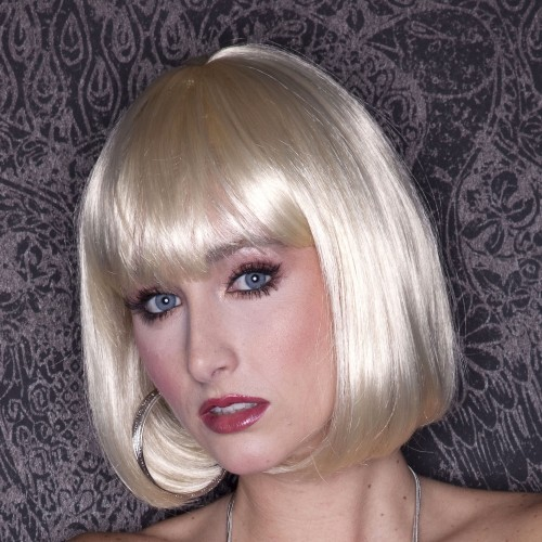 Blush Cindy Fantasy Style Synthetic Wig - Cali Blonde