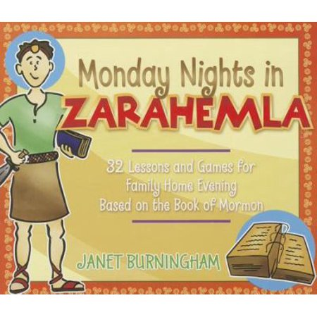 Monday Nights In Zarahemla