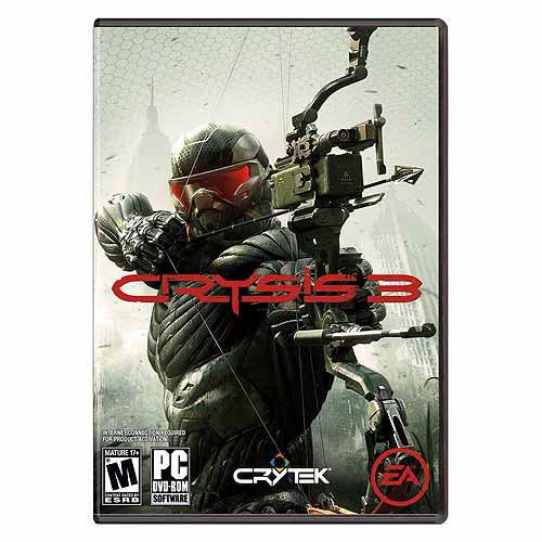 Electronic Arts Crysis 3 (Digital Code)