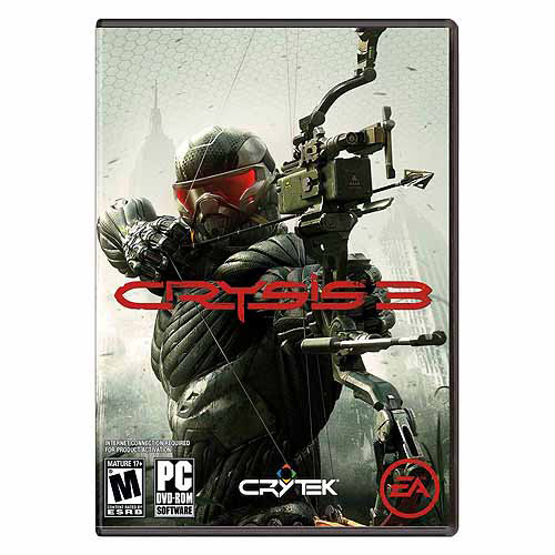 Electronic Arts Crysis 3 (Digital Code)