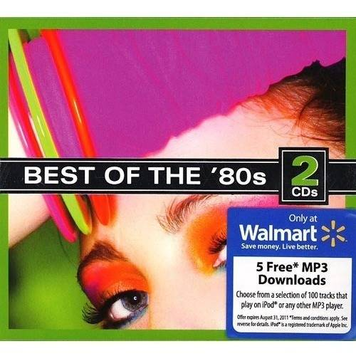 Best Of The '80s (2CD) (with 5 Exclusive Downloads)