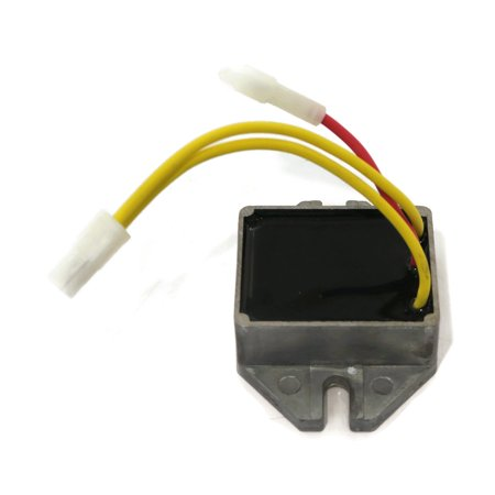 Briggs Stratton John Deere - New VOLTAGE REGULATOR for John Deere with Briggs & Stratton Small Engine Motor by The ROP Shop