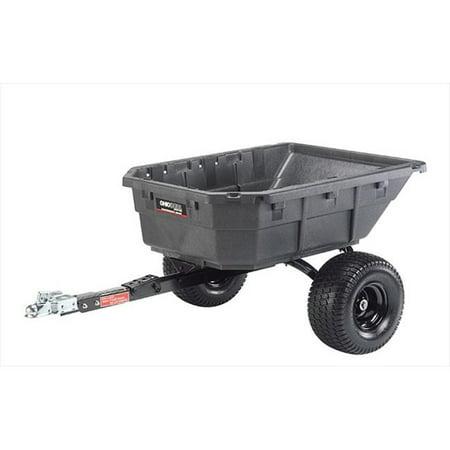 15 CF Poly ATV Cart
